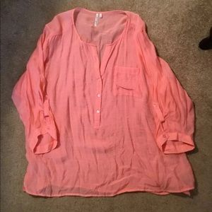 LADIES BLOUSE SIZE 2X. LIKE NEW